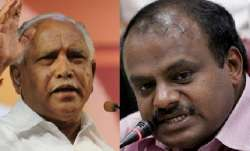State BJP President BS Yeddyurappa has alleged that the