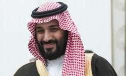 File photo ofSaudi Crown Prince Mohammed bin Salman