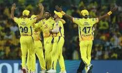 Live Cricket Score, IPL 2019, CSK vs RCB, Match 1:
