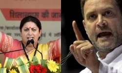 Lok Sabha Election 2019: It's Smriti Irani Vs Rahul Gandhi