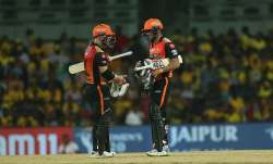 CSK vs SRH, Live IPL Score, Match 41 Live from Chennai