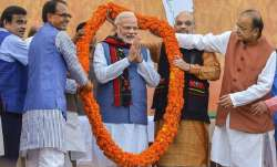 Riding a Narendra Modi wave, the BJP achieved majority of