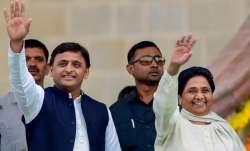 Akhilesh, Mayawati meet, assess post-poll scenario