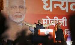 Five major takeaways from PM Modi's victory speech