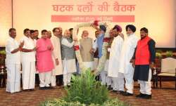 "Modi ""mahanayak"" of BJP's grand victory: Amit Shah"