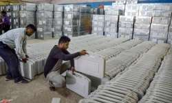 'EVMs absolutely safe in strongrooms': EC refutes