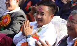Sikkim chief minister P S Golay