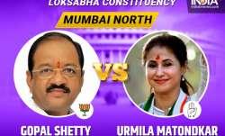 Lok Sabha Election Result 2019: Mumbai North