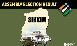 Sikkim assembly election results: Live Updates