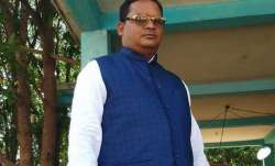 Chhattisgarh: Samajwadi Party leader Santosh Punem