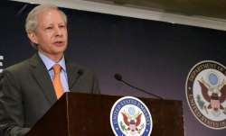 US Ambassador to India Kenneth Juster