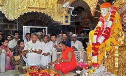 Shri Saibaba Sansthan Trust, Shirdi