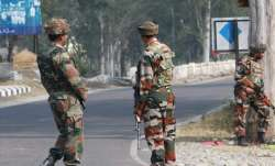 Jammu and Kashmir on High Alert