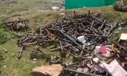 Gupta Wedding Venue Trash