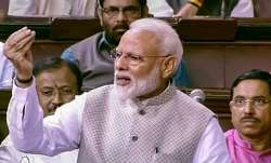 PM Modi's 'shayrana' dig at Congress