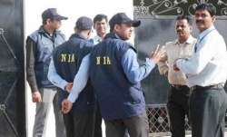 NIA arrests 14 people suspected of attempting to set up