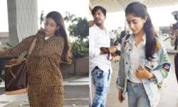 Amitabh Bachchan's granddaughter Navya Naveli Nanda and