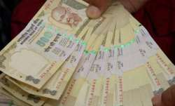 Rs 25 lakh in demonetised notes seiz
