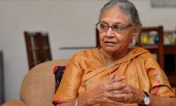 Former chief minister Sheila Dikshit passes away at 81