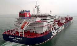 Indians aboard British oil tanker seized by Iran
