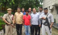 Nepalese national arrested with Rs 5.50 lakh worth fake