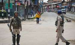 Peace prevails: 190 schools in J&K to reopen amid stringent