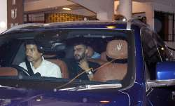 Arjun Kapoor arrived for Ritesh Sidhwani's party looking