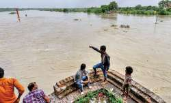 Flood-like situation in parts of Punjab, Haryana