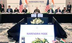PM Modi meets CEOs from energy sector in US | Live Updates