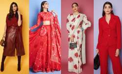 Sonam Kapoor's love affair with red : Her 8 incREDable