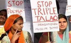 Karnataka woman given triple talaq from Dubai over Whatsapp