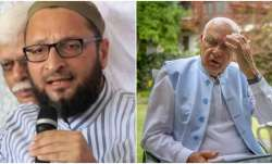 AIMIM chief Asaduddin Owaisi and former chief minister of