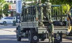 Failed raid against El Chapo's son leaves 8 dead in Mexico