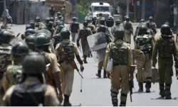 Search for suspected terrorists continues in J-K's Rajouri.