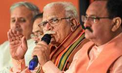 Acid test for BJP's 'Ram Rajya' in Haryana
