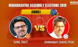 Vikhroli Constituency Result: Sunil Rajaram Raut of Shiv