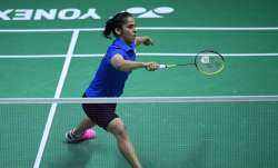 File image of Saina Nehwal