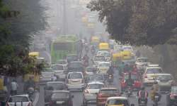 Air pollution in India linked to heart attack, stroke