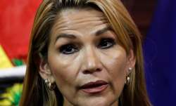 Bolivian senator Jeanine Anez declares herself president