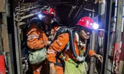 15 people killed in coal mine blast in China