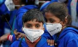 Amid Delhi AQI slips to 'severe', NGO organises marathon