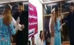 Pakistani Tik Tok star Hareem Shah's new video dancing with