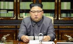 Kim Jong-un supervises airborne landing training: Report