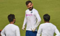 Virat Kohli, Virat Kohli nets, Indian cricket team captain, Kohli,