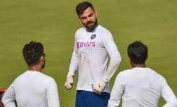 Virat Kohli, Virat Kohli nets, Indian cricket team captain, Kohli,