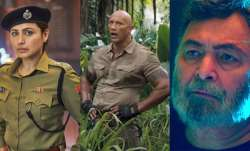 Box Office Report Day 1: Know how Mardaani 2, Jumanji: The Next Level and The Body performed on open