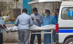 Tales of horror at LNJP Hospital after Delhi fire tragedy