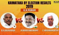Karnataka Legislative Assembly by-election 2019 Results KR