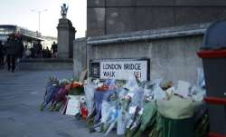Graffiti supporting London Bridge terrorist appears near his UK home