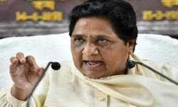 Citizenship bill unconstitutional & divisive: Mayawati